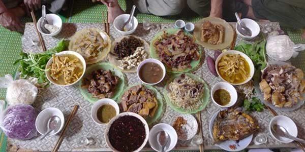 Những điều cần biết về lễ Cầu mùa của người Thái